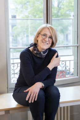 Christine Clausen-Schuler | École Brechbühl