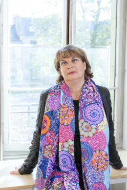 Micheline Donzé | École Brechbühl