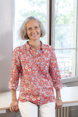 Nathalie Ormond | École Brechbühl