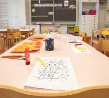 Classe Enfantine | École Brechbühl
