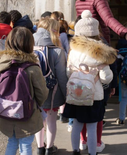 De l'Enfantine à la 8ème Primaire   École Brechbühl